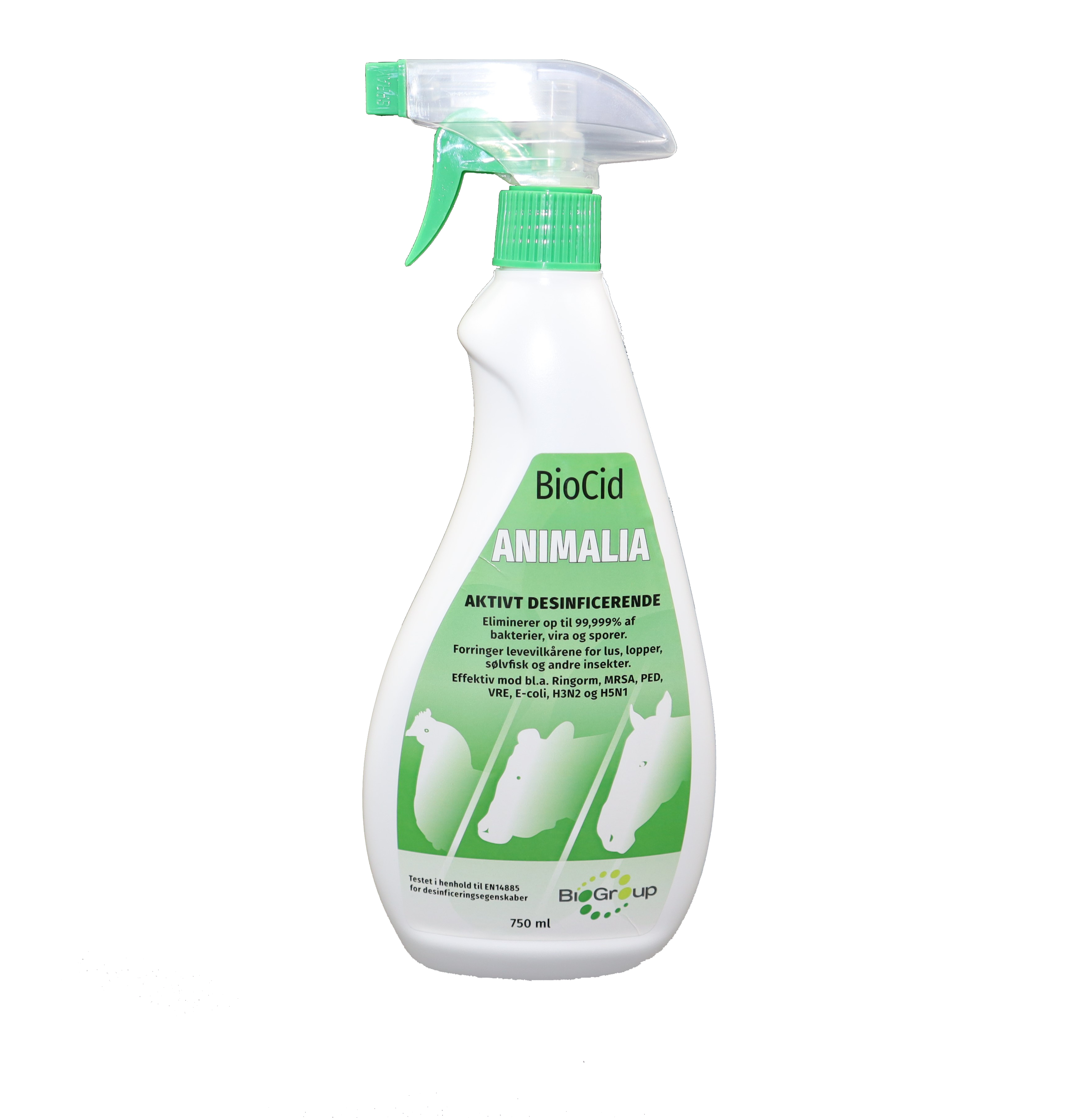 Biocid Animalia 750 ml