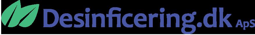 Desinficering logo