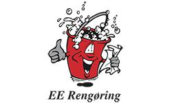 EE Rengøring logo