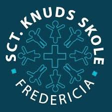 Sct knuds skole logo