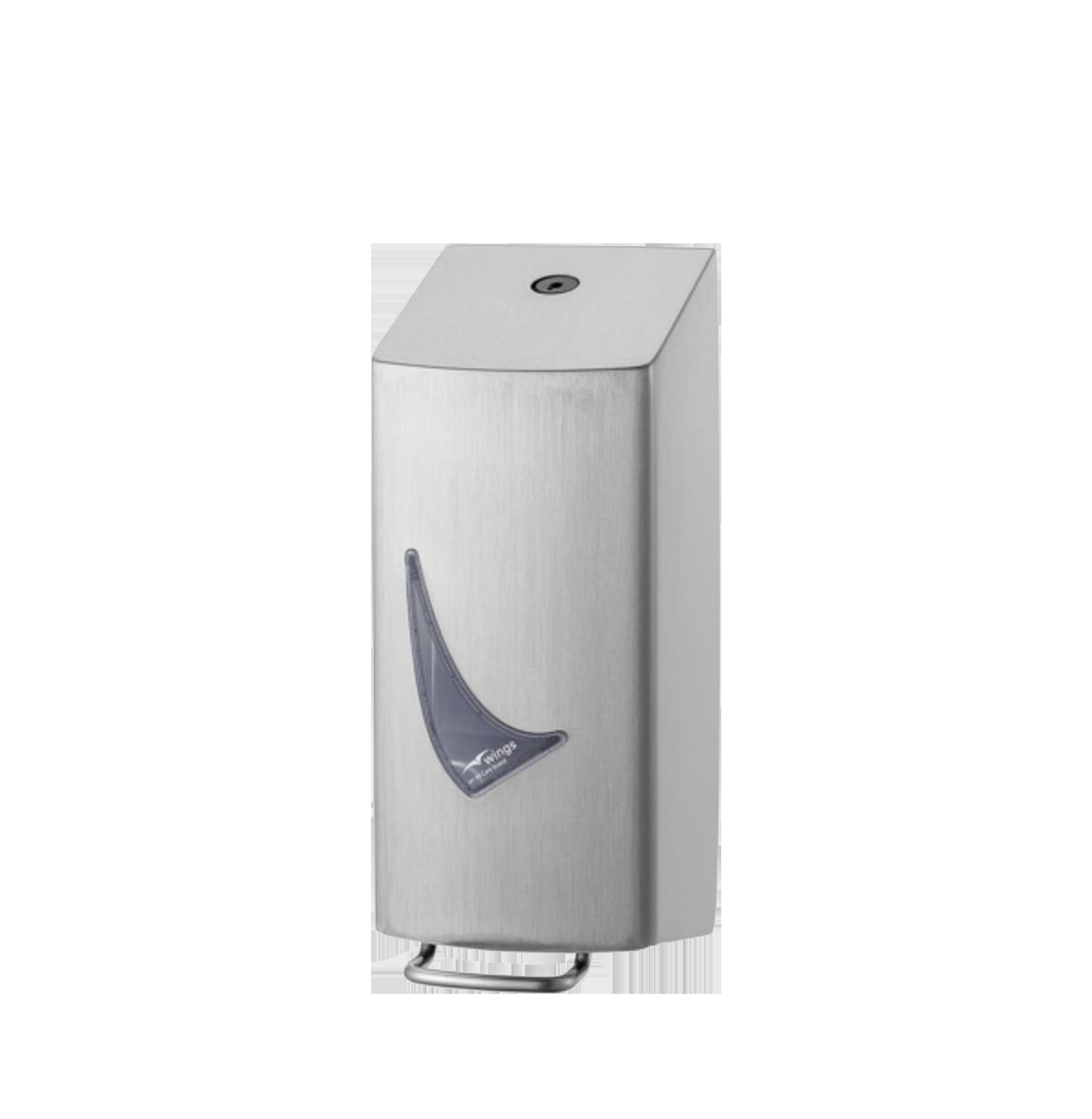 Wings foam dispenser
