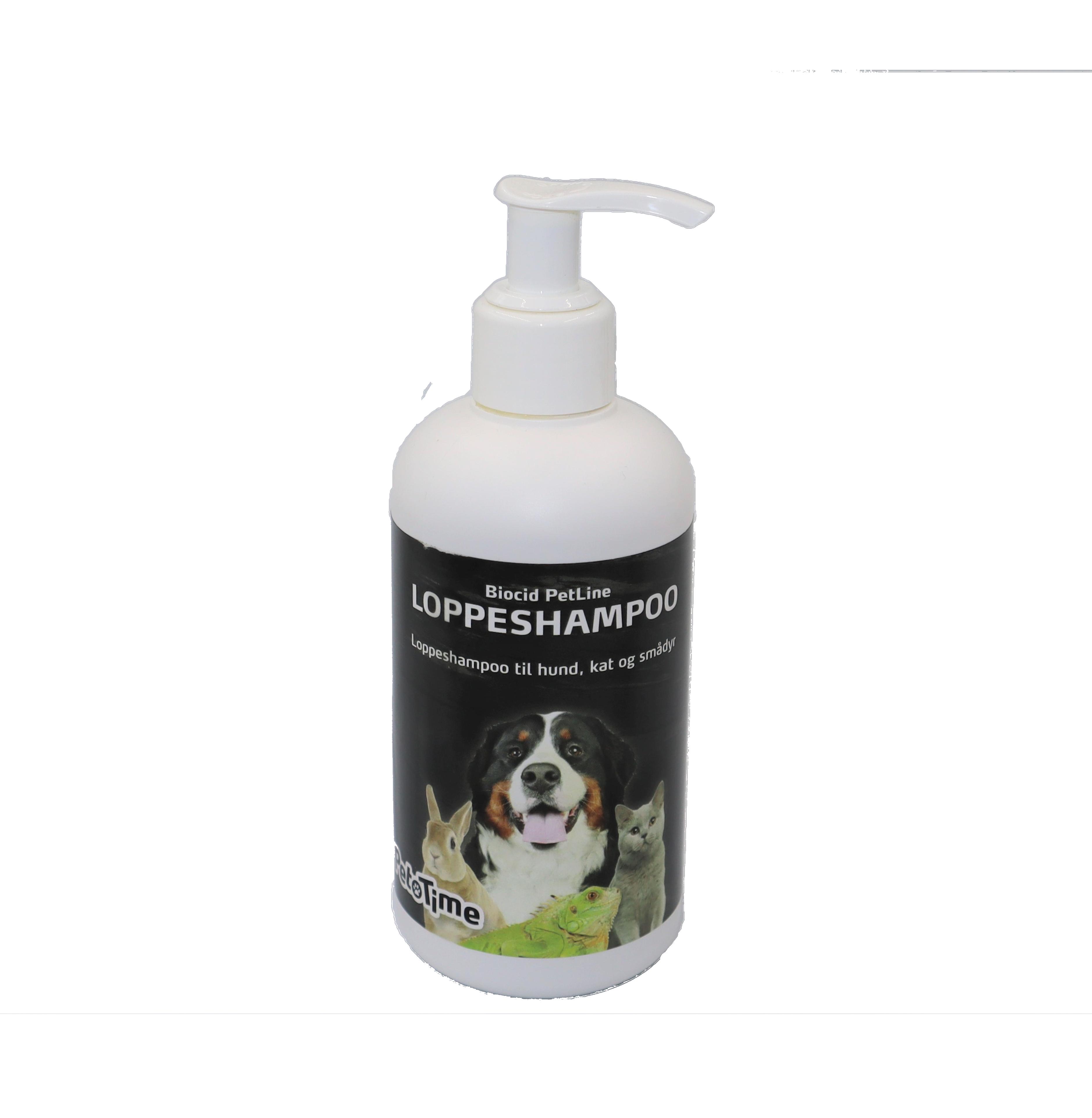 Petline Loppe Shampoo 250 ml
