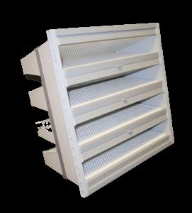 2000 V-Bank VOC filter