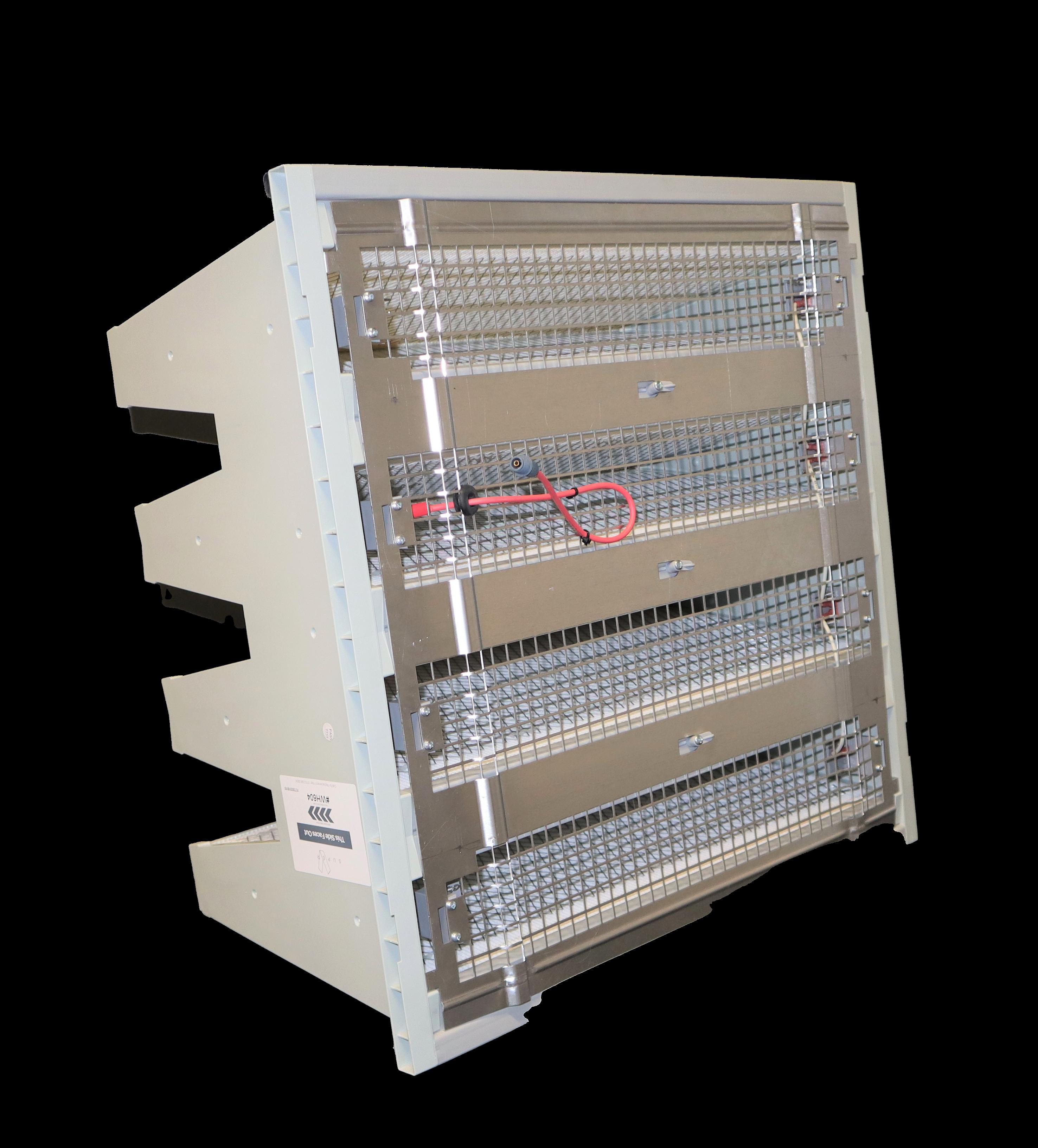 2000 V-Bank main filter