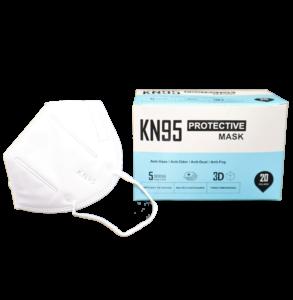 x KN95 Ansigtsmaske – 20 pak